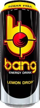 Bang Energy Drink Lemon Drop (12 x 0,5 Liter cans NL)