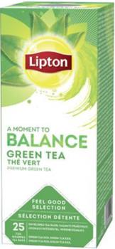 Lipton Balance Green Tea (1 x 25 teabags)