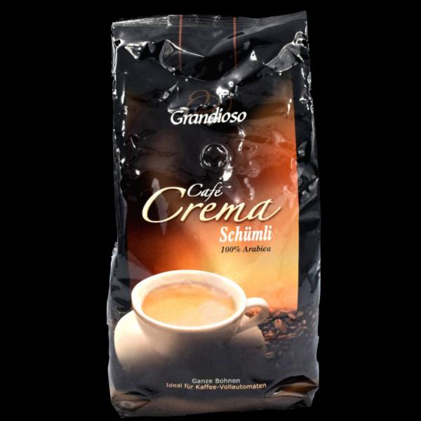 Grandioso Café Crema Schümli 1kg