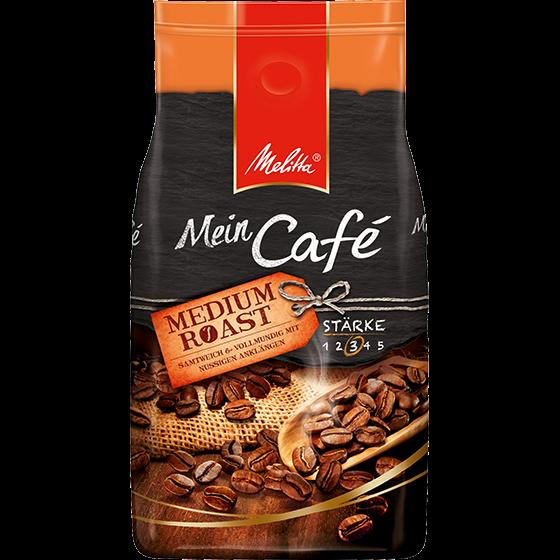 Melitta Mein Café Medium Roast 1kg