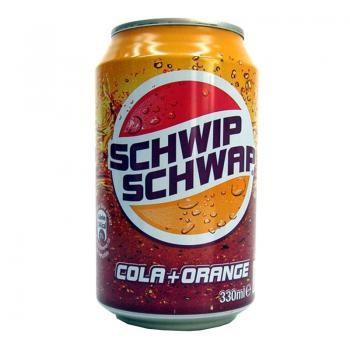Schwip Schwap (24 x 0,33 Liter blik DE)