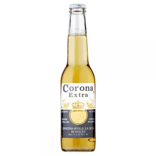 Corona Extra (24 x 0,33 Liter Flaschen) 4,5% Alkohol
