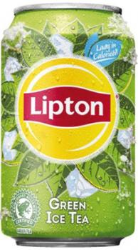Lipton Green Ice Tea (24 x 0,33 Liter cans NL)