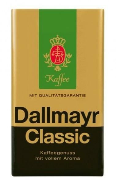 Dallmayr Classic Gemahlen 500g