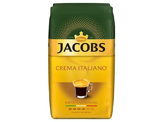 Jacobs Crema Italiano Expertenröstung 1kg