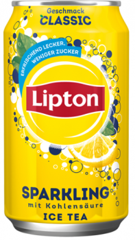 Lipton Ice Tea Sparkling (24 x 0,33 Liter cans NL)