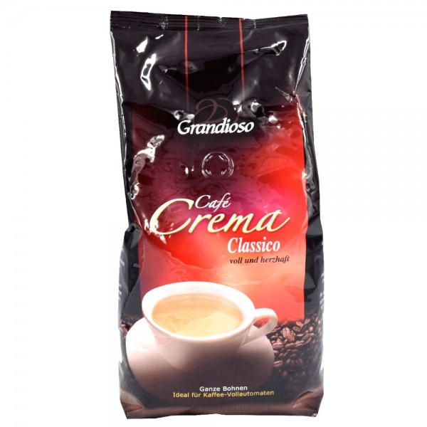 Grandioso Café Crema Classico 1kg