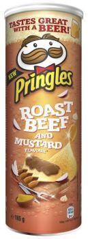 Pringles Roastbeef & Mustard (3 x 165 gr.)