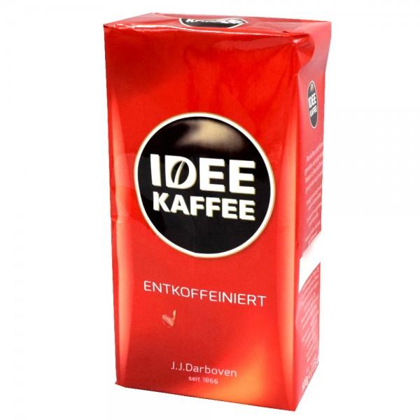 Idee Kaffee Entkoffeiniert 500g