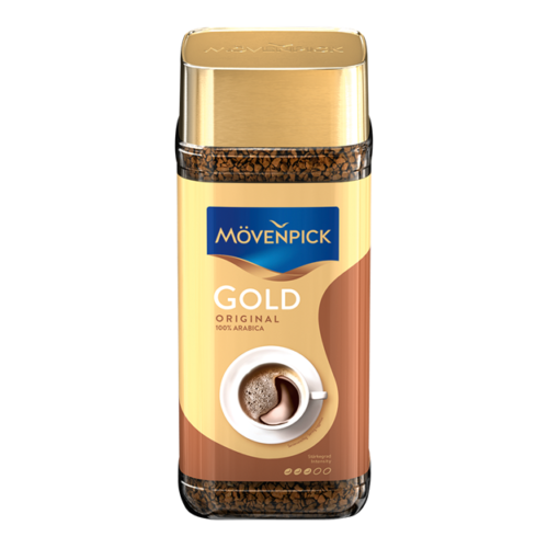 Mövenpick Gold Original Instant 200g