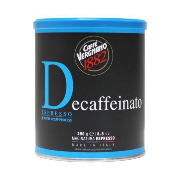 Caffè Vergnano Decaffeinato - 250g