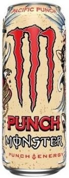 Monster Energy Pacific Punch (12 x 0,5 Liter cans BE)
