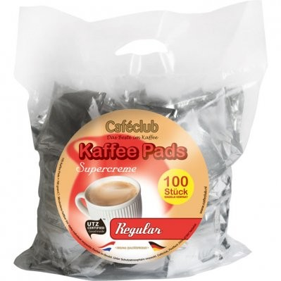 Caféclub Regular Pods - Value Pack 100 Pods