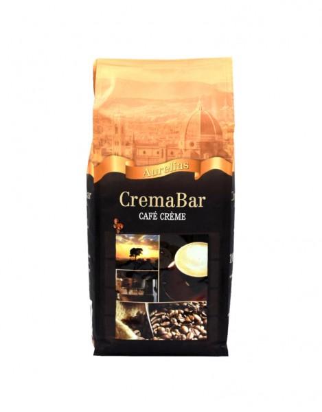 Aurelias Café Crema Bar 1 kg