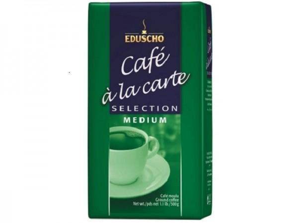 Eduscho Cafe A La Carte Medium 500g
