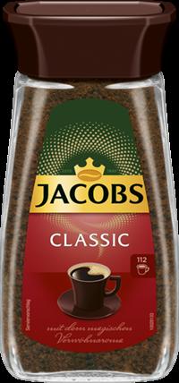 Jacobs Classic Löslich 200g