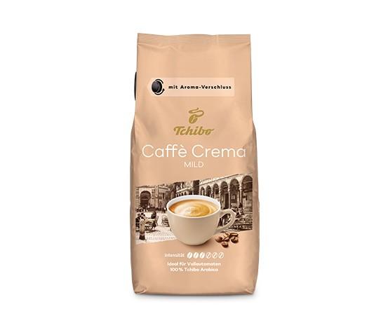Tchibo Caffè Crema Mild 1kg