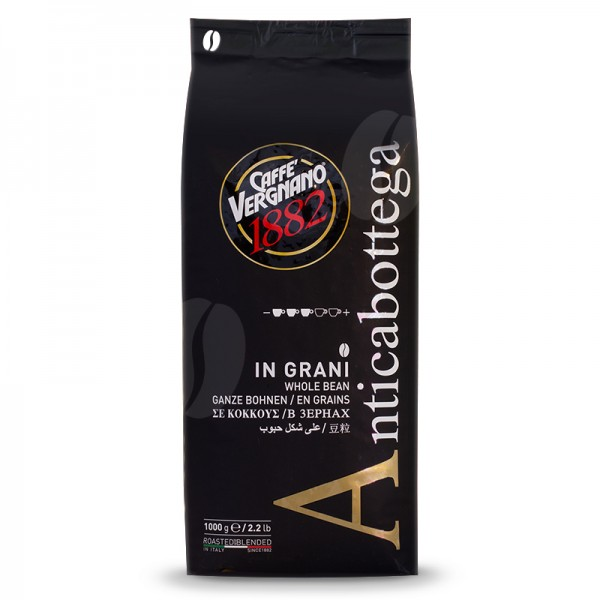 Caffè Vergnano Antica Bottega 1kg