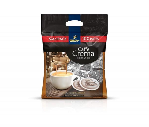 Tchibo Caffè Crema Vollmundig Maxipack 100 Pods