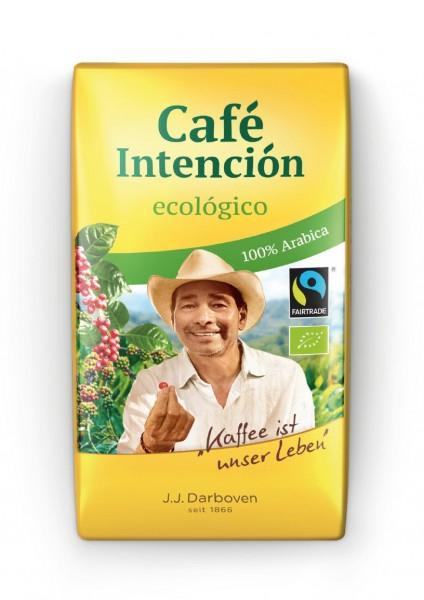 Café Intención ecológico Gemahlen 500g