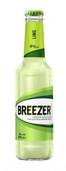 Bacardi Breezer Lime (12 x 0,275 Liter Flaschen) 4% Alkohol