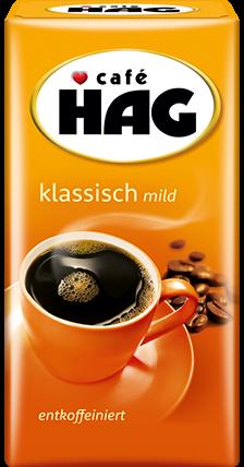 Café Hag Mild Entcoffeiniert - 500g