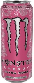 Monster Energy Ultra Rosa USA (1 x 0,473 Liter Dose)