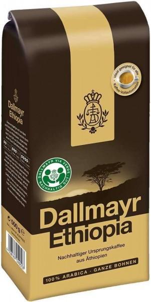Dallmayr Ethiopia Beans - 12 x 500g