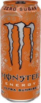 Monster Energy Ultra Sunrise (24 x 0,473 Liter cans)