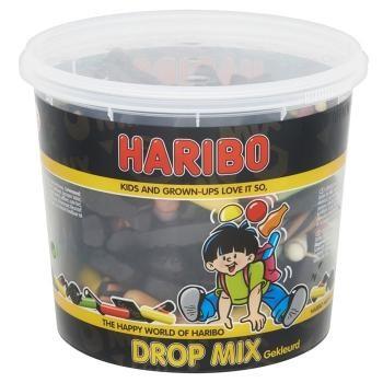 Haribo Dropmix Silo (650Gr.)