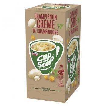 Unox Cup a Soup Champignoncremesoep (21 x 17 gr. NL)