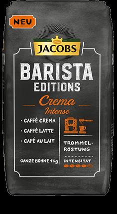 Jacobs Barista Editions Crema Intense 1kg