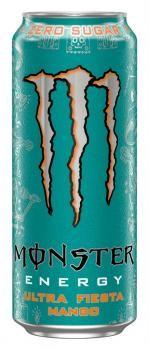 Monster Energy Ultra Fiesta Mango (12 x 0,5 Liter Dosen NL)