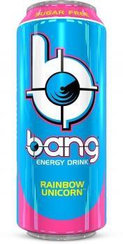 Bang Energy Drink Rainbow Unicorn (12 x 0,5 Liter Dosen NL)