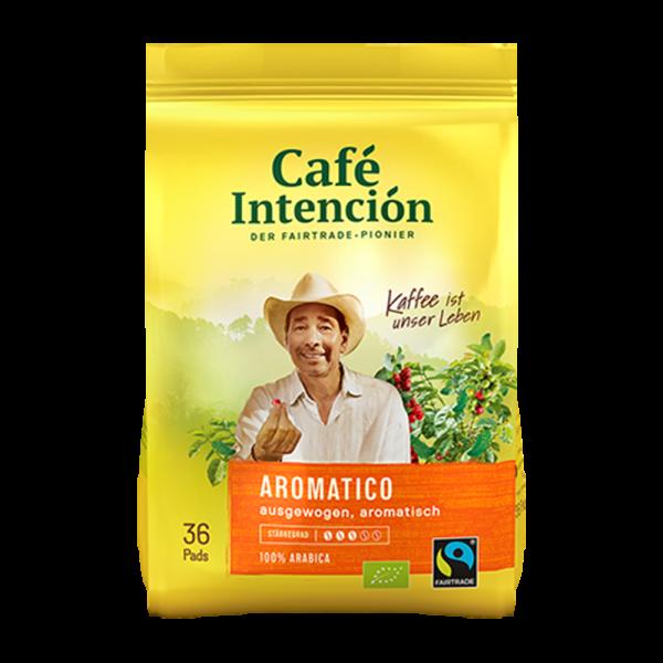 Café Intención Aromatico Pads - 36