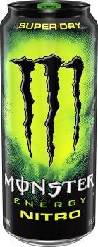 Monster Energy Nitro Super Dry (24 x 0,473 Liter blik)