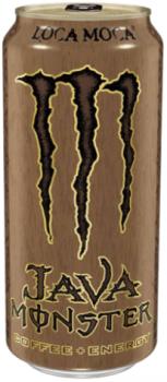 Java Monster Loca Moca (12 x 0,443 Liter blik)