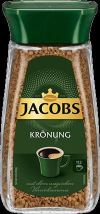 Jacobs Krönung Oploskoffie 200g