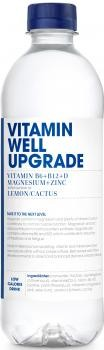 Vitamin Well Upgrade (STG 12 x 0,5 Liter PET-fles NL)