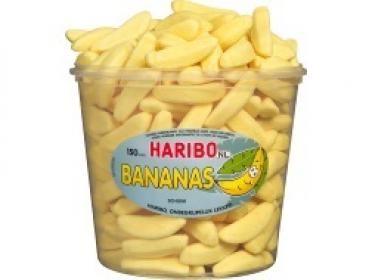 Haribo Bananas Silo (1050g)
