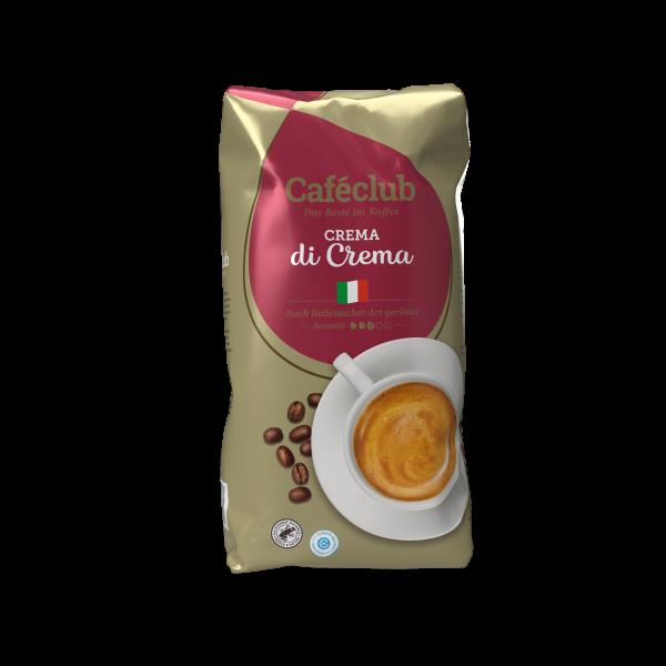 Caféclub Crema di Crema 1kg