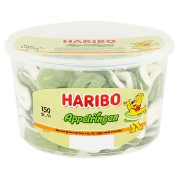 Haribo Appelringen Silo (1200g)