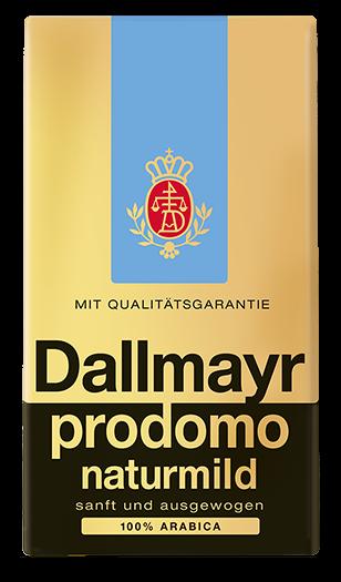 Dallmayr Prodomo Naturmild Gemalen 500g
