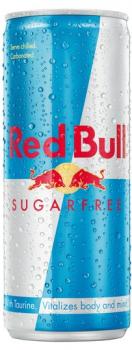 Red Bull Energy Sugarfree (24 x 0,25 Liter Dosen)