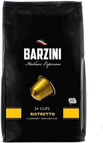 Barzini Nespresso Cup Ristretto 22st