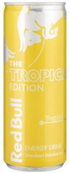 Red Bull Energy The Tropical Edition (12 x 0,25 Liter blik NL)