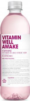 Vitamin Well Awake (STG 12 x 0,5 Liter PET-bottles NL)