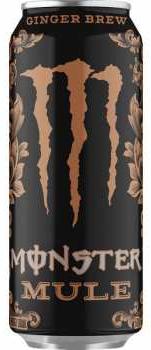 Monster Mule Ginger Brew (12 x 0,5 Liter Dosen NL)