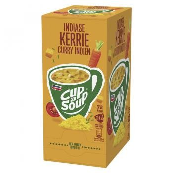 Unox Cup a Soup Indischer Currysuppe (21 x 17 gr. NL)