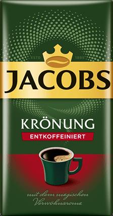 Jacobs Krönung Cafeïnevrij Gemalen 500g